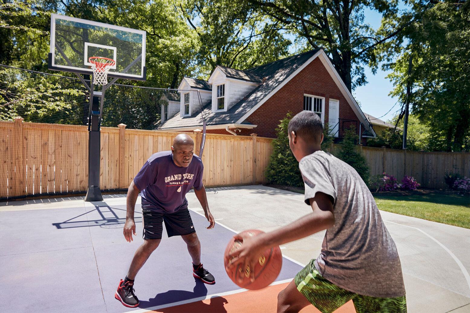 Browne Basketball