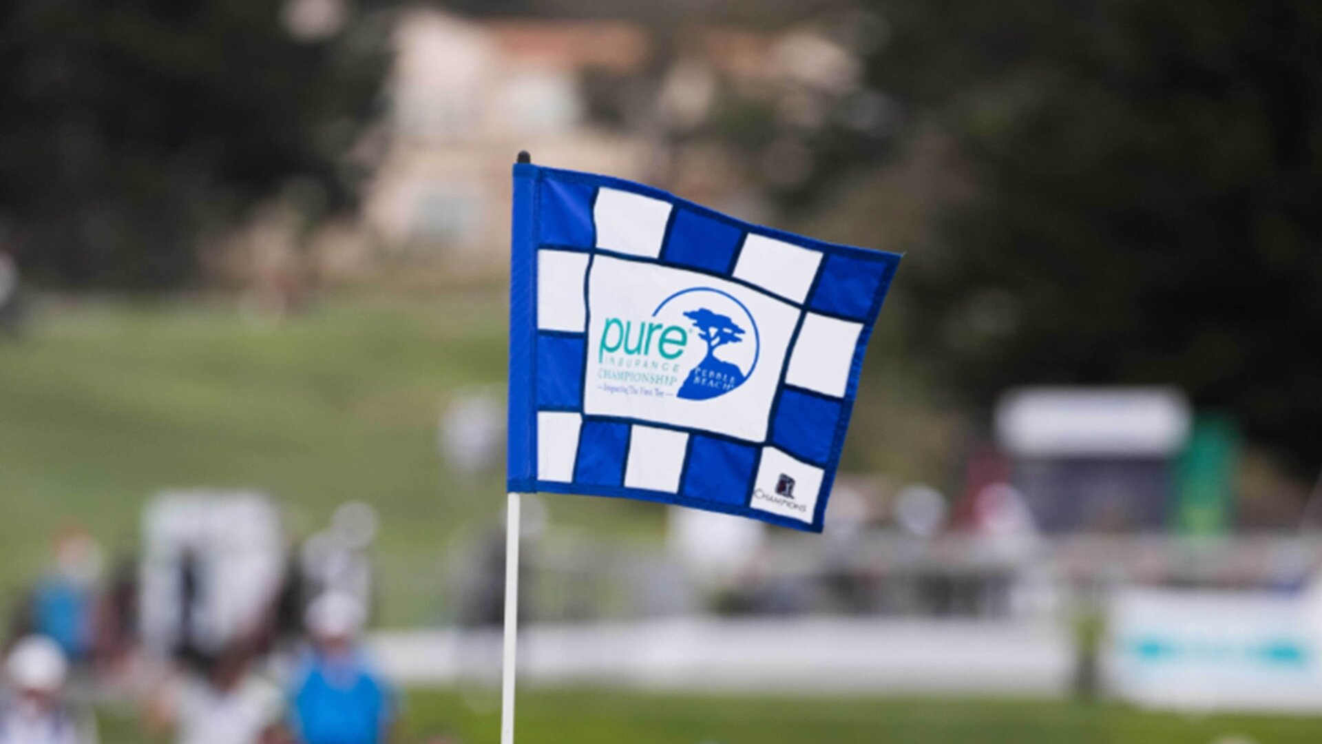 Proud Sponsor PURE Insurance Championship