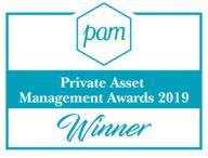 PAM Awards 2019 Winner Logo