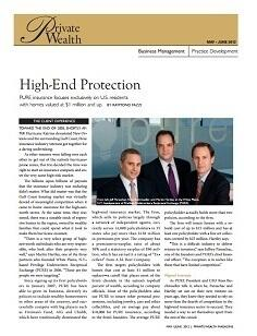 High-End Protection Private Wealth Article