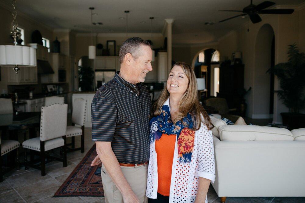 PURE members Richard and Pamela Huber.
