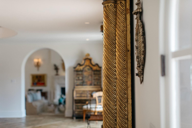 PURE member Perri Harcourt's home in Santa Barbara, California.