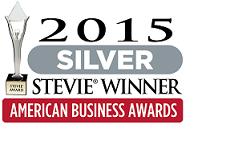 2015 Silver Stevie® Winner